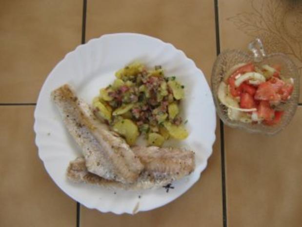 Speck-Kartoffelsalat - Rezept - Bild Nr. 3