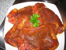 Grillfleisch ganz einfach selber marinieren - Rezept