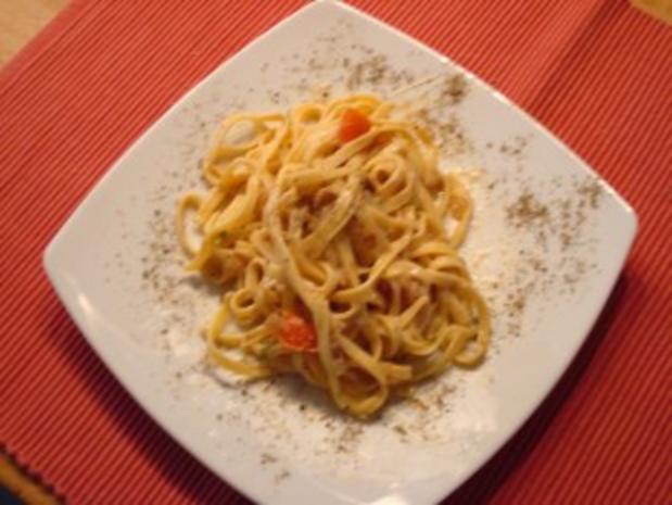 Pasta Vegetariana - Rezept