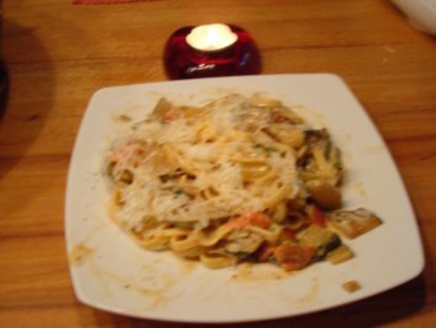 Pasta Vegetariana - Rezept - Bild Nr. 2