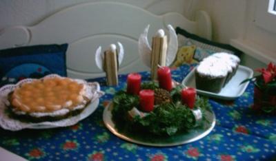 Kuchen:Fruchtiger Schokokuchen - Rezept