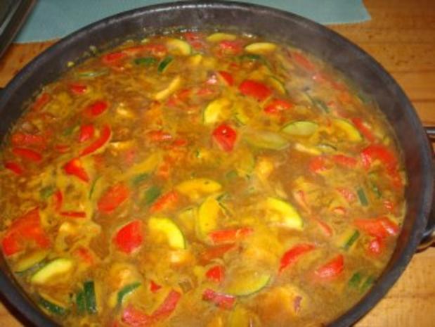 Scharfes Thai-Curry - Rezept - Bild Nr. 3