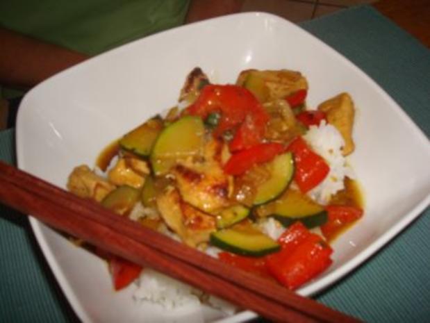 Scharfes Thai-Curry - Rezept - Bild Nr. 4