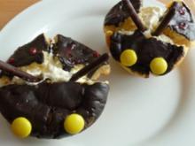 Käfer - Muffins - Rezept