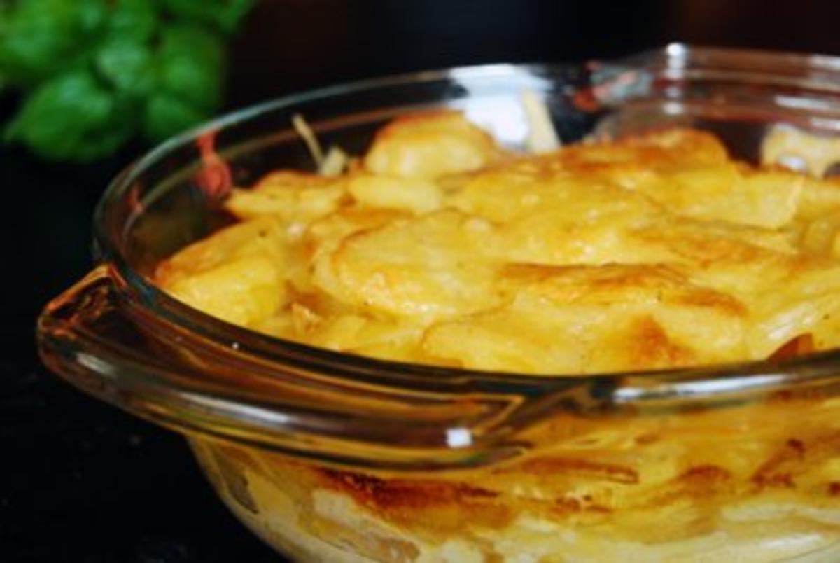 Kartoffelauflauf Einfrieren