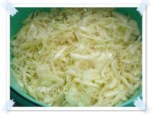 Salat - Weisskohlsalat - Rezept