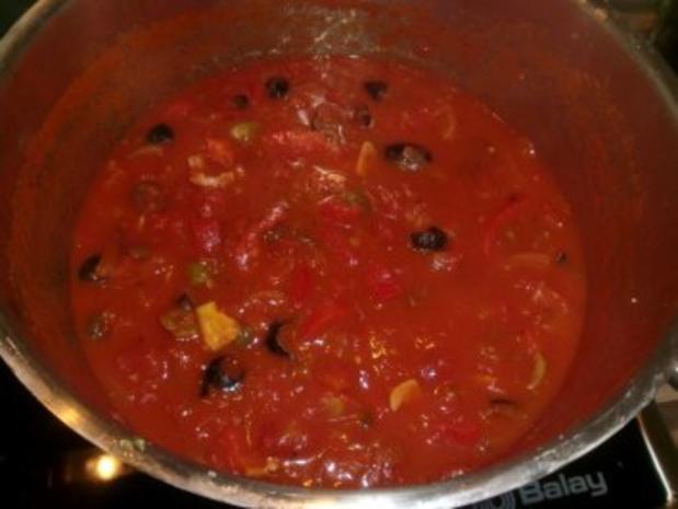 "Lasagne alla ""Siciliana"" - Rezept - Bild Nr. 5"