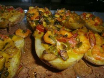 Gratinierte Salbeikartoffeln - Rezept