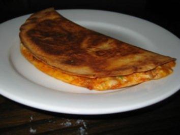 Die leckersten Quesadillas überhaupt ;) - Rezept