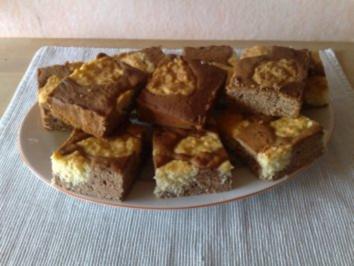 Rezept: Kokos-Schoko-Kuchen