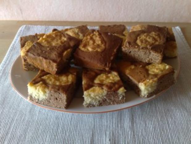 Kokos-Schoko-Kuchen - Rezept