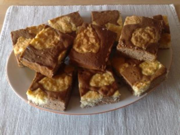 Kokos-Schoko-Kuchen - Rezept - Bild Nr. 2