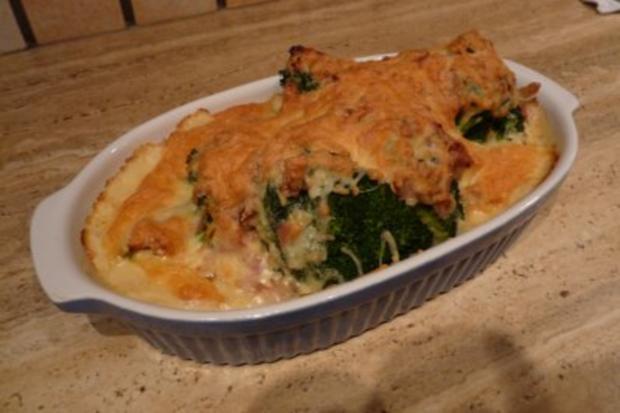 Broccoli überbacken - Rezept - Bild Nr. 3