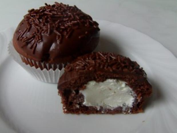 cremegef llte schoko muffins rezept mit bild. Black Bedroom Furniture Sets. Home Design Ideas