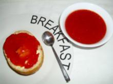 Erfrischende Erdbeer-Orange - Rezept