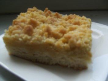 Butter-Streußel-Kuchen - Rezept