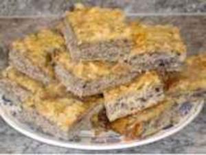 Blitzkuchen mit Mohn - Rezept