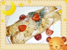 Erdbeer-Palatschinken - Rezept