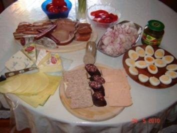 Kalte Küche : Vesper - Rezept