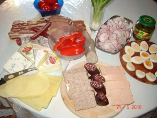 Kalte Küche : Vesper - Rezept - Bild Nr. 2