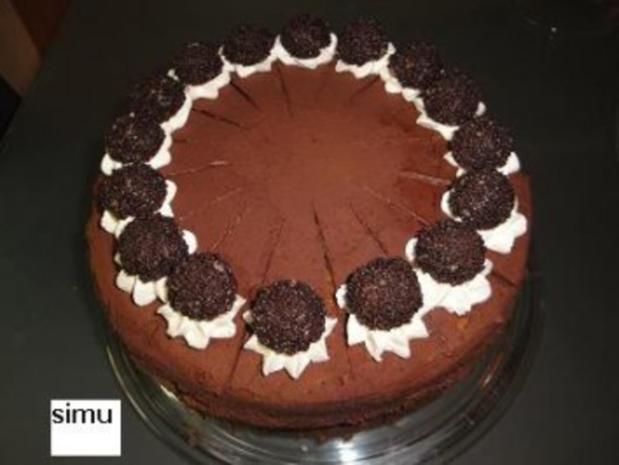 Schokomousse-Torte - Rezept - Bild Nr. 6