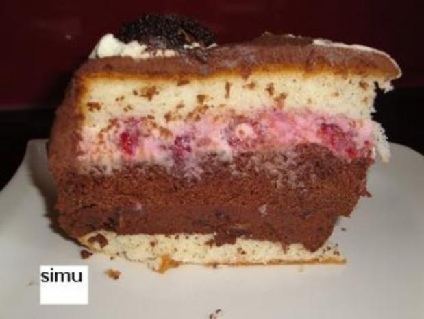 Schokomousse-Torte - Rezept - Bild Nr. 7