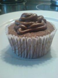 Chocolate Cupcakes mit Schoko-Frosting - Rezept