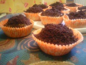 Maulwurf-Mandarinen-Muffins - Rezept