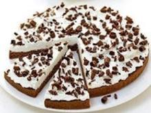 Schoko - Sahne  Torte - Rezept