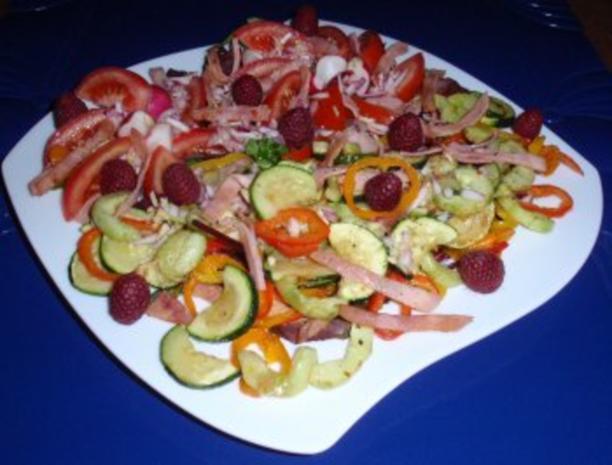 Sommer-Salat ala Linda - Rezept