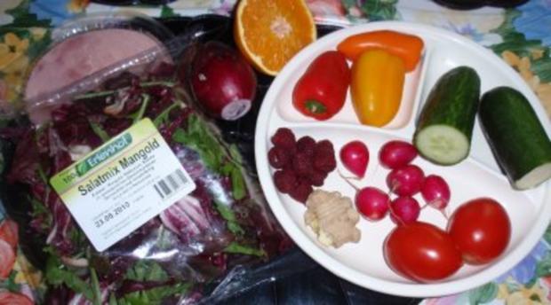 Sommer-Salat ala Linda - Rezept - Bild Nr. 2