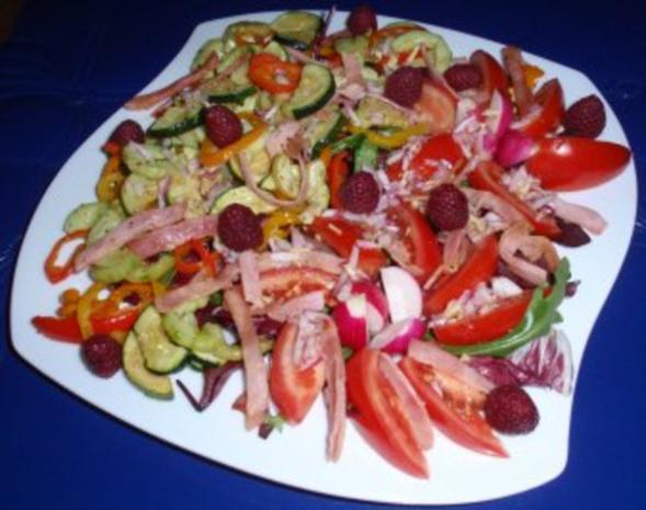 Sommer-Salat ala Linda - Rezept - Bild Nr. 8