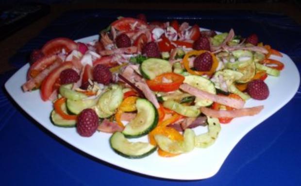 Sommer-Salat ala Linda - Rezept - Bild Nr. 9