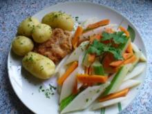 Buntes Spargelgemüse mit Kartoffeln - Rezept
