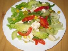 Salata Mista - oder - Rezept