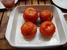Gefüllte Tomaten mit Couscous - Rezept