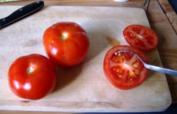 Gefüllte Tomaten mit Couscous - Rezept - Bild Nr. 2