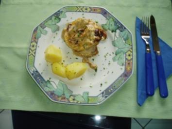 Schnitzel mal anders - Rezept