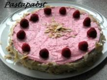 Himbeer-Philadelphia-Torte - Rezept