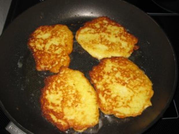 ♥  Kartoffelpuffer mit Spargel-Lachs-Ragout  ♥  Bilder sind ON ! - Rezept - Bild Nr. 12