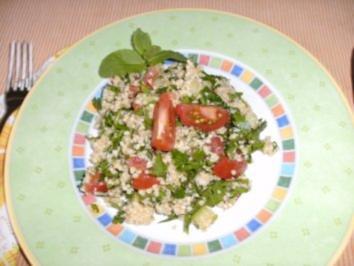 Couscous-Salat - Rezept