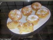 Rhabarber-Muffins - Rezept
