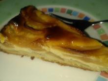 Glasierter Apfel-Käsekuchen - Rezept - Bild Nr. 5255
