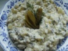 Kartoffelsalat-Pikant - Rezept