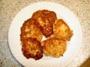 Blumenkohl-Käse-Medaillons - Rezept