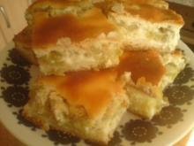 Nasser Kuchen - Rezept