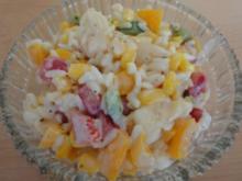 Fruchtiger Reissalat - Rezept