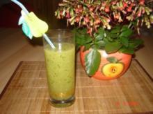 Drink : Grüne Melone - Rezept