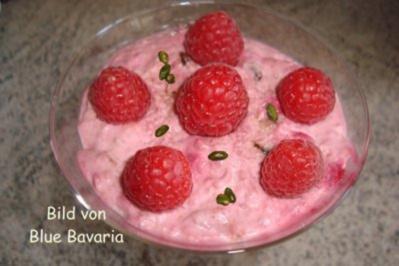 Desserts: Himbeer-Tiramisu mit Cantuccini al Cioccolato - Rezept