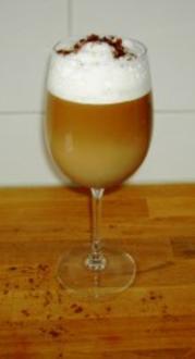 Ultra-Wach-Eiskaffee - Rezept